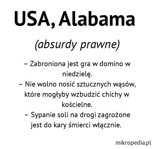 USA, Alabama